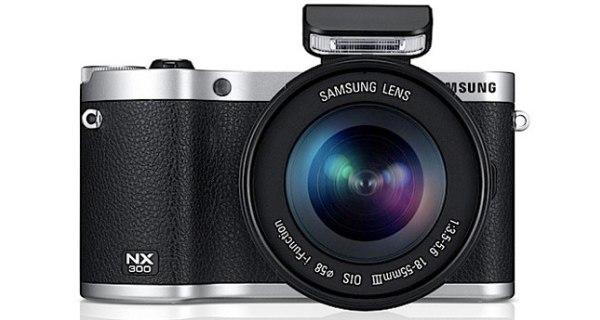 Samsung NX300M systeemcamera