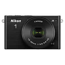 Nikon 1 J4 systeemcamera zwart