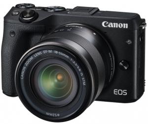 canon m3 camera