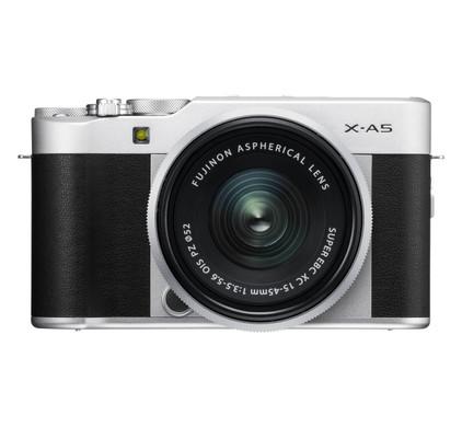 fujifilm x-a5 systeemcamera
